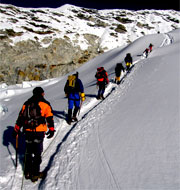 High Mountain WaveTrekking